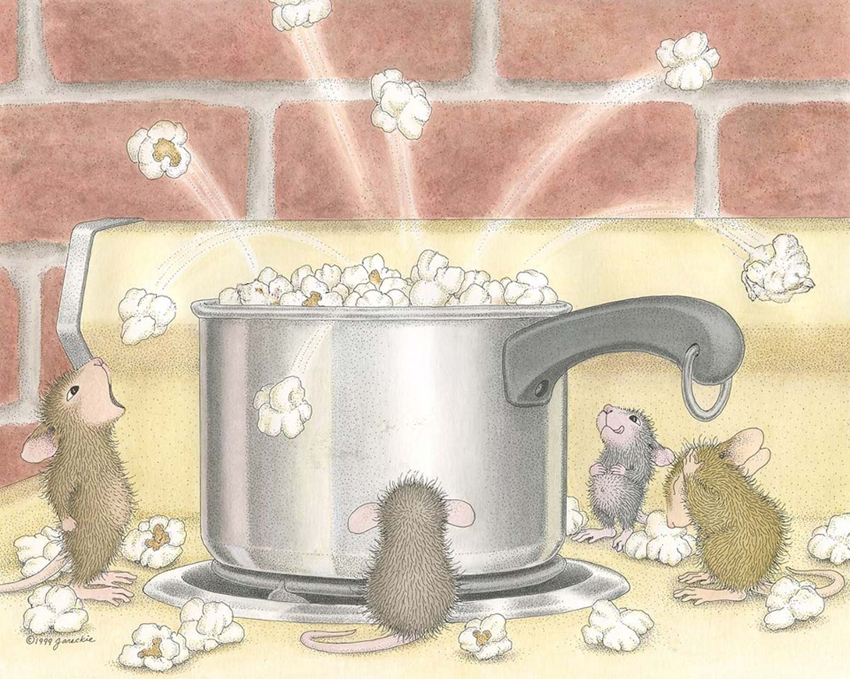 House-Mouse Designs� - Hidden WeeMysteries - Hide and Squ-Eeek!