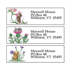 Flower Power Assortment - 180 Labels
