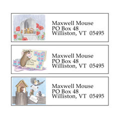 Our Mail Assortment - 180 Labels