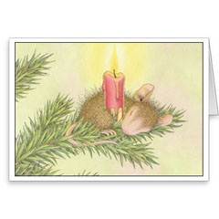 8 Versed Cards & 8 Envelopes - House-Mouse Designs® Newest Assorted Package of 8 Christmas Cards