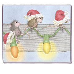 Refrigerator Magnet - House-Mouse Designs®  Refrigerator Magnets