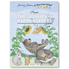 Gruffies/Hoppers Project Book - House-Mouse Designs® - Project Books & CD's