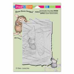 CLING DUCKY NAP - Our Newest House-Mouse Designs® Cling rubber stamps