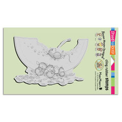 Cling Watermelon Mice - Our Newest House-Mouse Designs® Cling rubber stamps