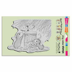 CLING CATNIP GIFT - Our Newest House-Mouse Designs® Cling rubber stamps