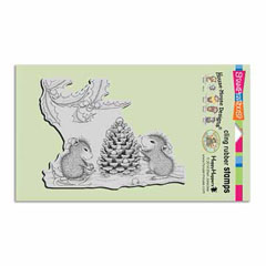 CLING BERRY DECORATIONS - Our Newest House-Mouse Designs® Cling rubber stamps