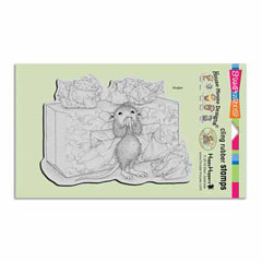 CLING TISSUE BOX - Our Newest House-Mouse Designs® Cling rubber stamps