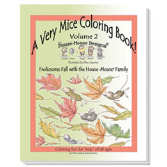 Very Mice Coloring Book Vol 2