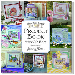 House-Mouse Project Book Vol 1 - House-Mouse Designs® - Project Books & CD's
