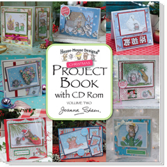 House-Mouse Project Book Vol 2 - House-Mouse Designs® - Project Books & CD's