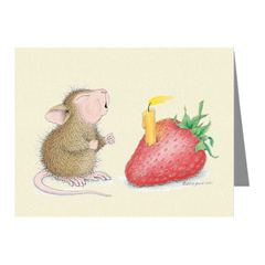 8 Versed Cards/8 Envs - House-Mouse Designs® Birthday Cards