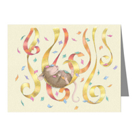8 Versed Cards & 8 Envelopes - House-Mouse Designs® Birthday Cards