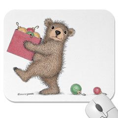 Mouse Pad- Box of Ornaments