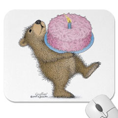 Mouse Pad- Cake Walk