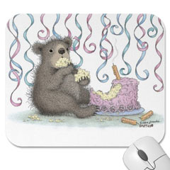 Mouse Pad- Beary Nice