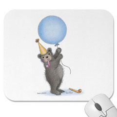 Mouse Pad- Party Preparations
