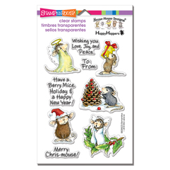 Cling Merry Mice Perfectly Set