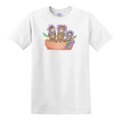 Spring Blossums T-shirt-Small