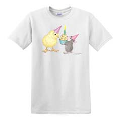 Birthday Cupcake T-shirt - SM
