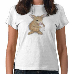 Baby Itty Bit T-shirt-SM - HappyHoppers®  T-Shirts