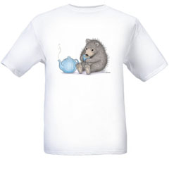 All Warm & Furry T-shirt-SM - Gruffies®  T-Shirts