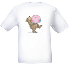 Cake Walk T-shirt-SM - Gruffies®  T-Shirts