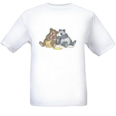 Ice Cream     T-shirt-SM - Gruffies®  T-Shirts