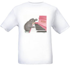 Beary Nice    T-shirt-SM - Gruffies®  T-Shirts