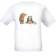 Punkin Head   T-shirt-SM - Gruffies®  T-Shirts