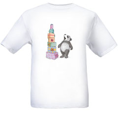 Tower of .... T-shirt-SM - Gruffies®  T-Shirts