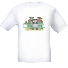 Full 'O Sketti T-shirt-SM - Gruffies®  T-Shirts