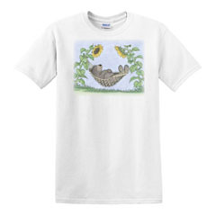 Hammock Hibernation T-shirt-SM - Gruffies®  T-Shirts