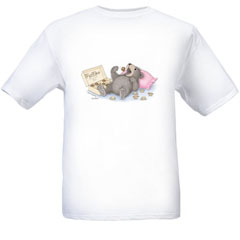 Full of Truffles T-shirt-SM - Gruffies®  T-Shirts