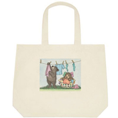 Deluxe Tote Bag   19 x 15 x 6