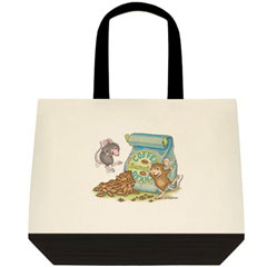 Java Jumpers-Two-Tone Tote Bag