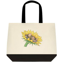 Sunny side - Two-Tone Tote Bag