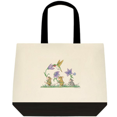 Two Tone Tote Bag 19