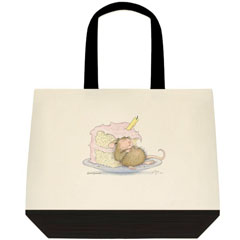 Eat your Cake -  Two Tone Tote