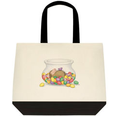 Sweet Sensation 2 Tone Tote