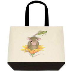 Bounce Off-Two-Tone Tote Bag