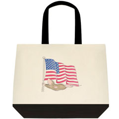 Glorius Feeling 2 Tone Tote