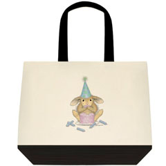 It's my Party 2 Tone Tote Bag
