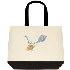 Gone with the Wind 2 Tone Tote