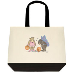 Don't cry... Two Tone Tote Bag