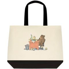 Caffeine     Two Tone Tote Bag