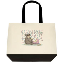 Celebration  Two Tone Tote Bag