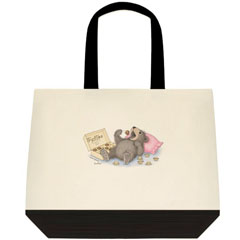 Full of Truffles 2 Tone Tote